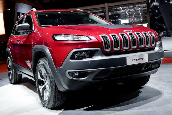 Jeep Cherokee Geneva