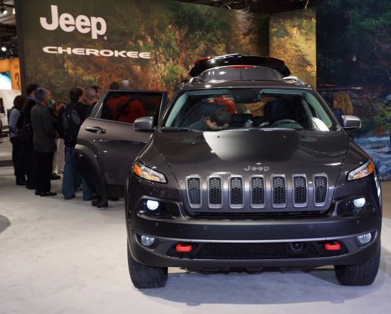 Jeep Cherokee New York