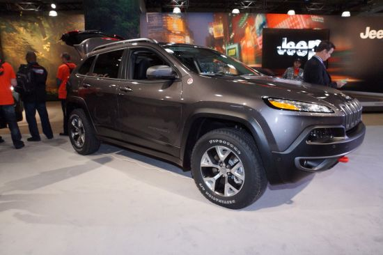 Jeep Cherokee New York