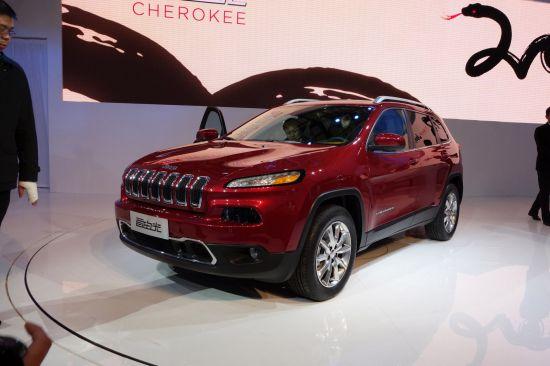 Jeep Cherokee Shanghai