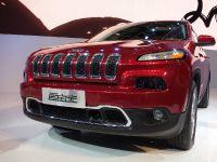 Jeep Cherokee Shanghai 2013