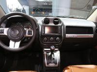 Jeep Compass Detroit 2013