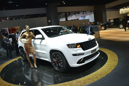 Jeep Grand Cherokee Paris