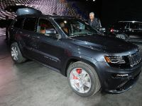 Jeep Grand Cherokee SRT Detroit 2013, 2 of 3