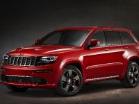 Jeep Grand Cherokee SRT Red Vapor Special Edition, 1 of 9