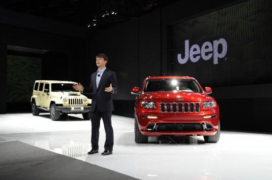 Jeep New York