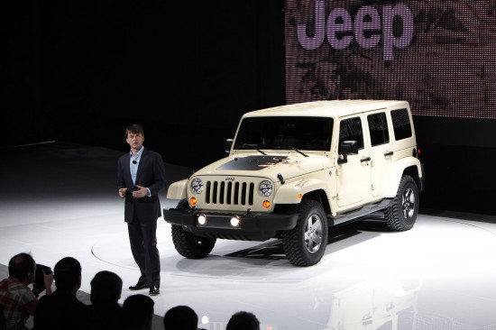 Jeep New York