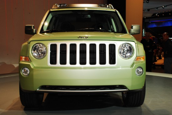 Jeep Patriot EV Detroit