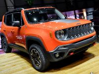 Jeep Renegade Geneva 2014