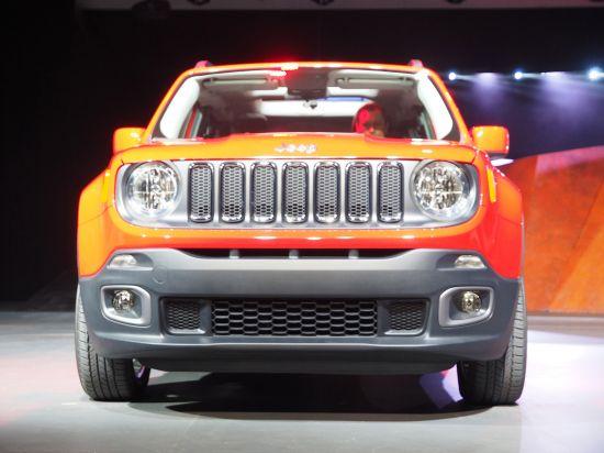 Jeep Renegade New York