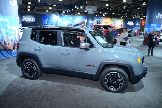 Jeep Renegade New York