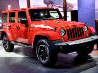 Jeep Wrangler Paris 2014