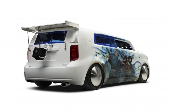 Jeff Soto Scion xB SEMA
