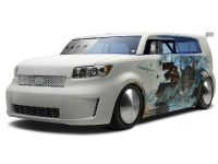 Jeff Soto Scion xB SEMA 2008, 4 of 4
