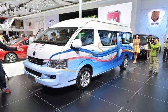 Jinbei Van Shanghai