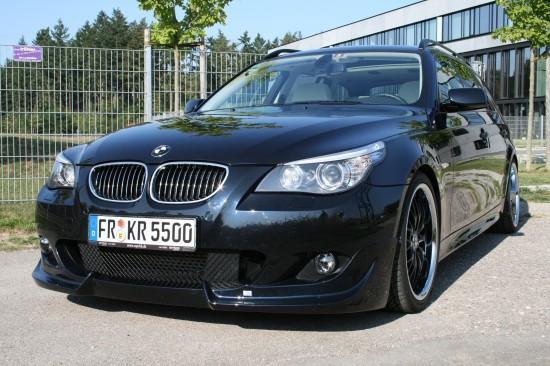 JMS Racelook BMW 5 Series Estate