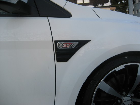 JMS Ford Focus ST Facelift