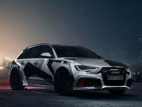 Jon Olsson Audi RS6 Avant, 1 of 4