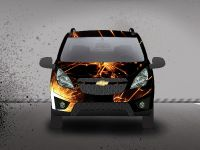 Jose Rocha Chevrolet Spark, 3 of 4