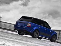 Kahn Design Imperial Blue Cosworth Range Rover , 1 of 10
