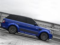 Kahn Design Imperial Blue Cosworth Range Rover , 2 of 10