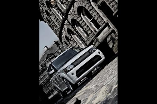 Кан 2010 Range Rover RS600 автобиография - роскошь встречается производительности