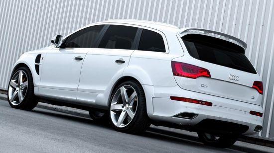 Kahn Design Wide Track Audi Q7 Quattro 3.0 Diesel S-Line