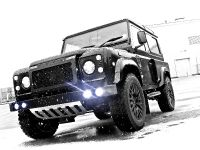 thumbnail image of Kahn Land Rover Defender Wide Body Winter Edition