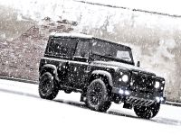 Kahn Land Rover Defender Wide Body Winter Edition