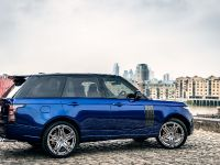Kahn Range Rover 600-LE Bali Blue Luxury Edition , 4 of 6