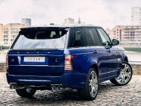 Kahn Range Rover 600-LE Bali Blue Luxury Edition , 5 of 6