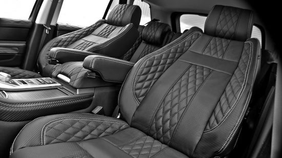 Kahn Range Rover Bali Blue RS300 Cosworth