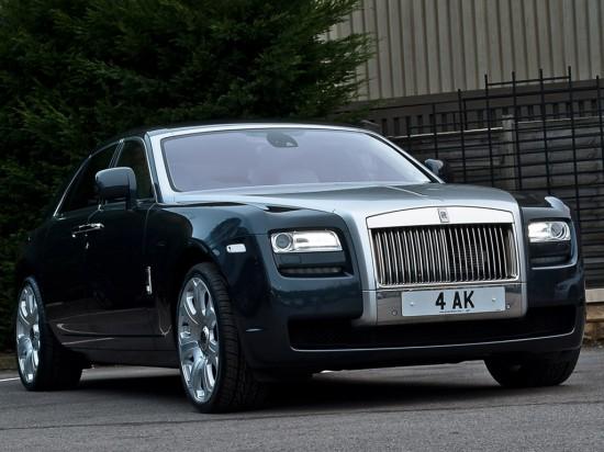 Kahn Rolls Royce Ghost