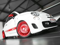 Karl Schnorr Fiat 500 Abarth, 1 of 12