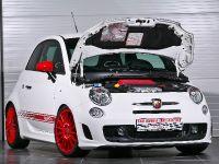 Karl Schnorr Fiat 500 Abarth, 5 of 12