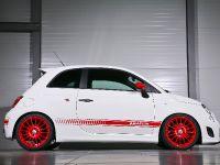 Karl Schnorr Fiat 500 Abarth, 9 of 12