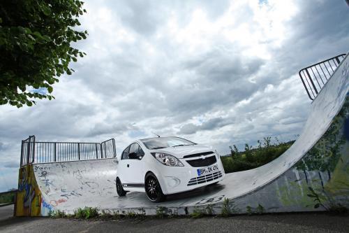 CHEVROLET SPARK, KBR Motorsport