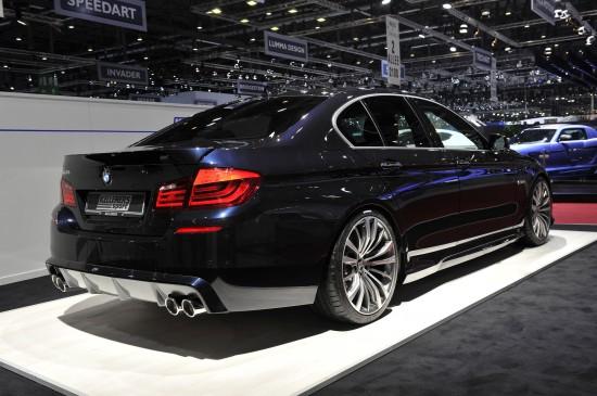 Kelleners BMW 5-Series Geneva