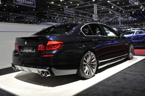 Женева 2011: Kelleners BMW 5-й серии M Sports Package