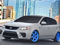 Kia at 2011 SEMA Show, 1 of 4