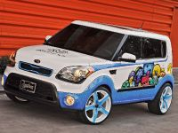 Kia at 2011 SEMA Show, 2 of 4