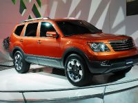 thumbnail image of Kia Borrego Detroit 2008
