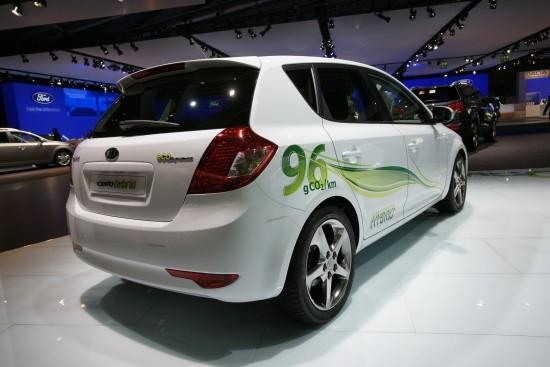 Kia cee'd Hybrid Frankfurt