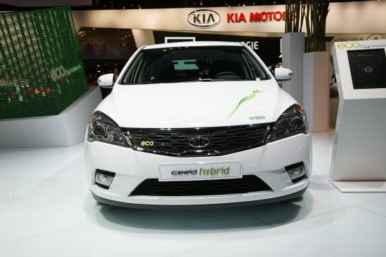 Kia ceed Hybrid Frankfurt