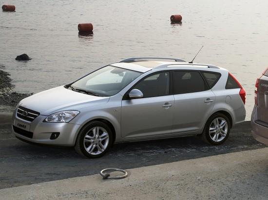 Kia Ceed Sporty Wagon