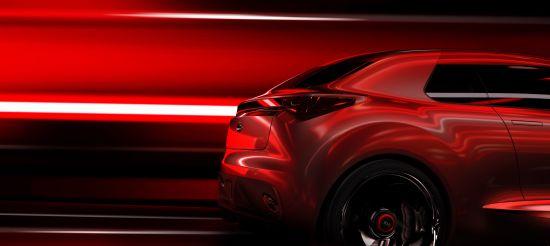 Kia Concept  Geneva Motor Show