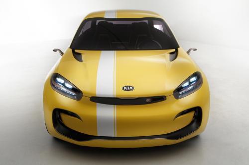 Kia CUB Concept предлагает Инновации и стиль