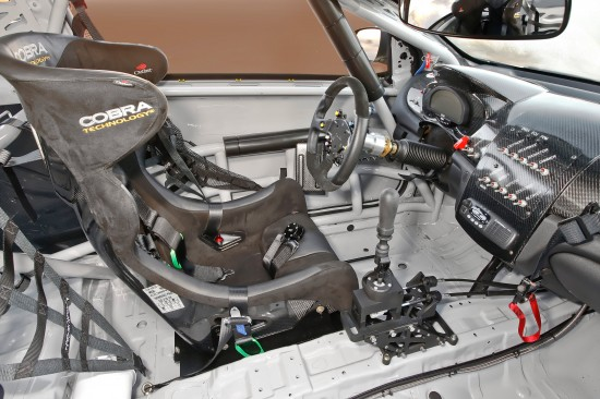 Kia Forte Koup GRAND-AM race car