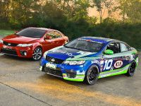 Kia Forte Koup GRAND-AM race car, 5 of 15