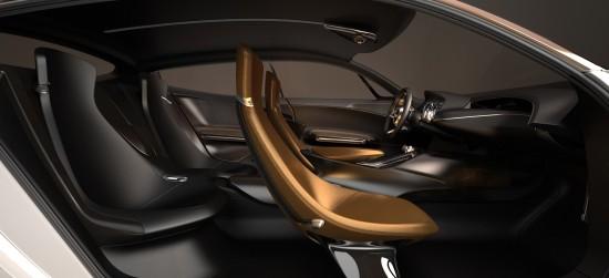 KIA Four-door Sports Sedan Concept